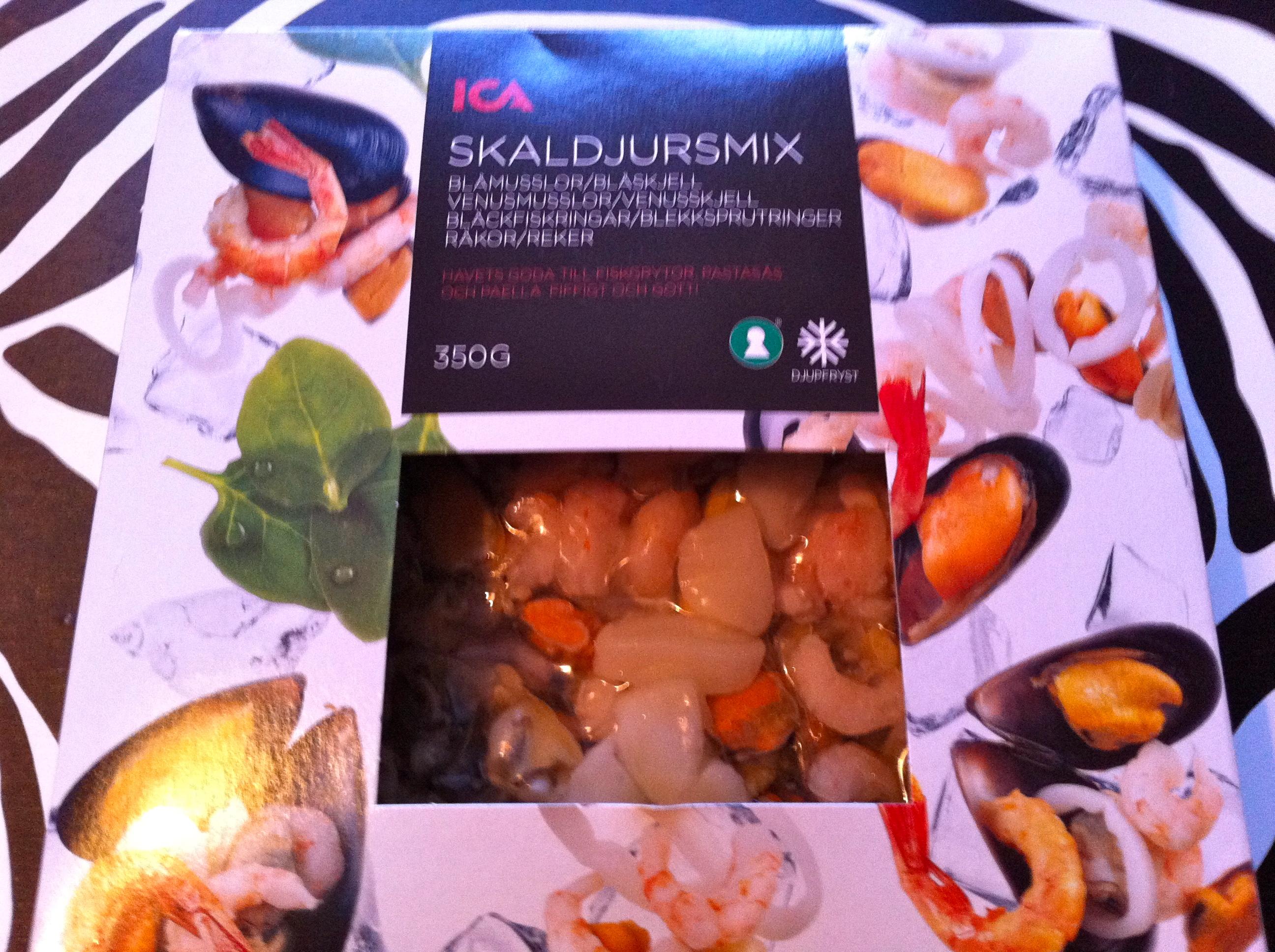 köpa musslor ica